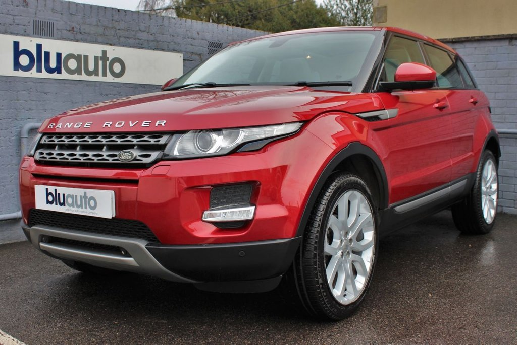 USED 2015 G LAND ROVER RANGE ROVER EVOQUE 2.2 SD4 PURE TECH 5d 190 BHP 2 Owner, Full Land Rover History, £2750 of Optional Extras