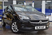 USED 2018 18 VAUXHALL CORSA 1.4 ENERGY AC 3d 74 BHP AVAILABLE FOR ONLY £165 PER MONTH WITH £0 DEPOSIT