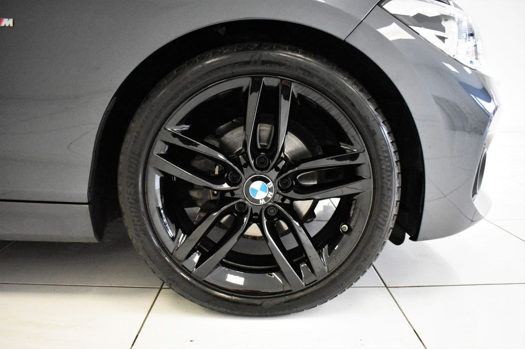 USED 2017 67 BMW 1 SERIES 118D M SPORT 5 DOOR