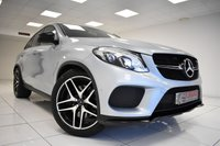 USED 2016 66 MERCEDES-BENZ GLE 43 3.0 AMG 4MATIC