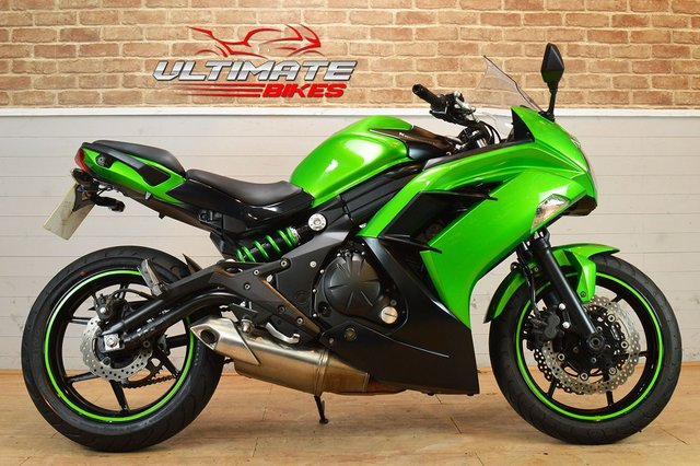 USED 2015 15 KAWASAKI ER 6F  - FREE DELIVERY AVAILABLE