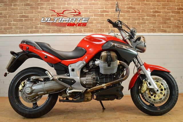 USED 2006 06 MOTO GUZZI BREVA 1100  - FREE DELIVERY AVAILABLE