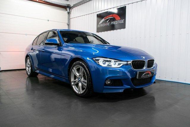 2016 65 BMW 3 SERIES 3.0 335D XDRIVE M SPORT 4d 308 BHP