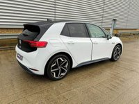 USED 2021 VOLKSWAGEN ID.3 58kWh 1ST Edition Auto 5dr DELIVERY MILES /FULLY ELECTRIC