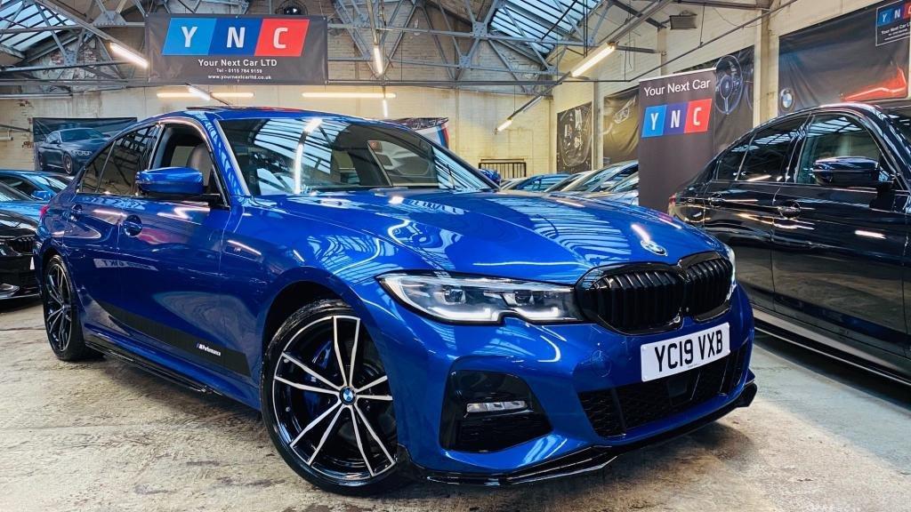 USED 2019 19 BMW 3 SERIES 2.0 320d M Sport Auto xDrive (s/s) 4dr TECH,M,COMFORT,PREMIUMPACKS!