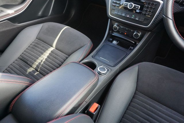 USED 2014 14 MERCEDES-BENZ A-CLASS 1.5 A180 CDI BLUEEFFICIENCY AMG SPORT 5d 109 BHP GREAT LOW MILEAGE NIGHT PACKAGE