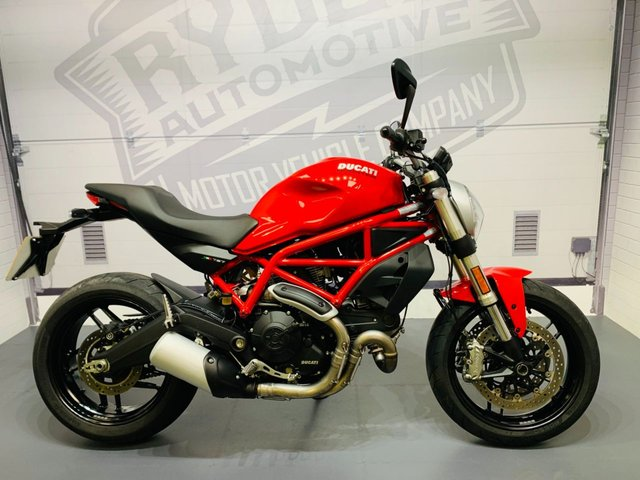 USED 2017 17 DUCATI Monster 797 803cc