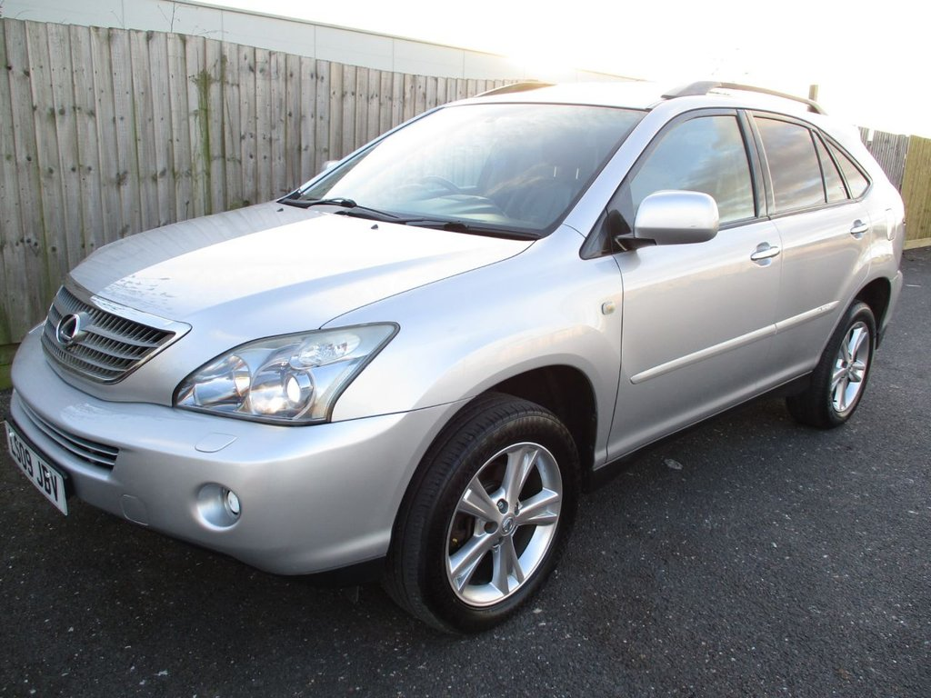 USED 2009 09 LEXUS RX 3.3 400H LIMITED EDITION EXECUTIVE 5d 208 BHP