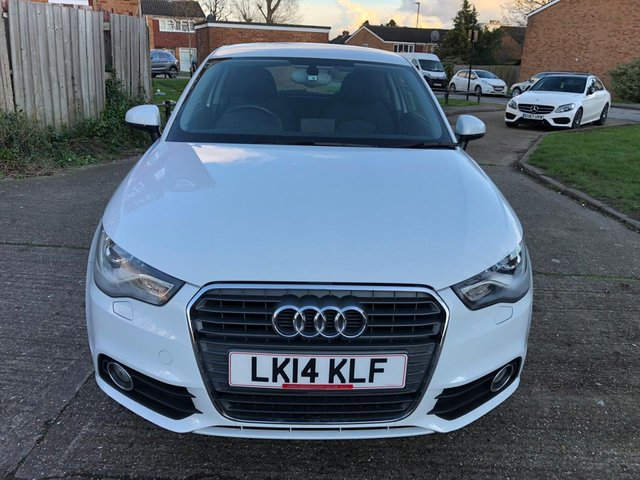 View our AUDI A1 HATCHBACK