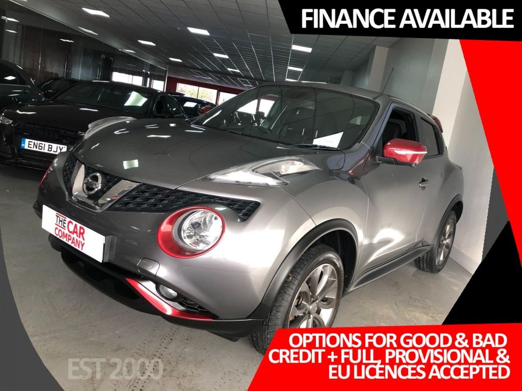 USED 2014 64 NISSAN JUKE 1.5 TEKNA DCI 5d 110 BHP * 360 degree cameras * Sat Nav * Cruise Control *