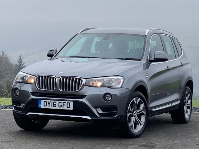 BMW X3 at PFF Cars