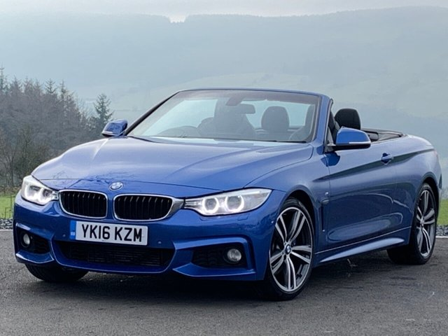 BMW 4 SERIES at PFF Cars
