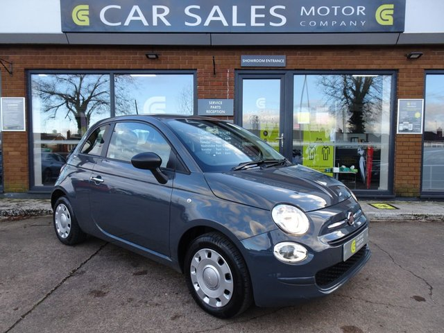 USED 2019 69 FIAT 500 1.2 POP 3d 69 BHP FORMER LADY OWNER, SUPER LOW MILAGE, IMMACULATE INSIDE AND OUT, USB CONNECTION, REVERSE PARKING SENSORS, 5 STAR RATED DEALERSHIP - BUY WITH CONFIDENCE!