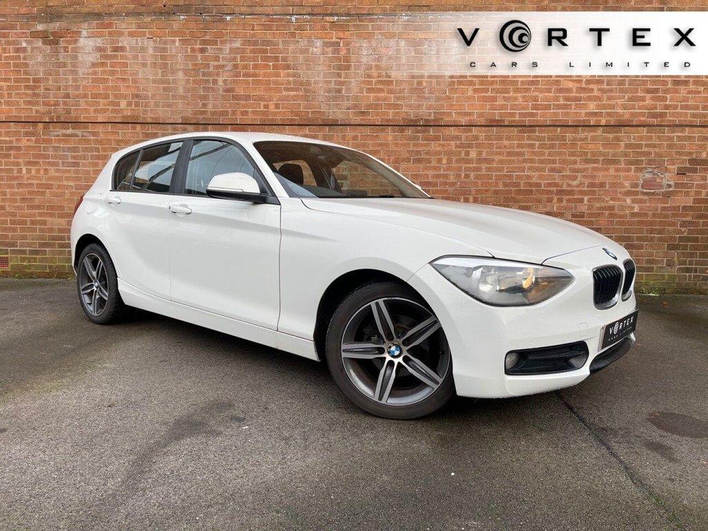 USED 2013 13 BMW 1 SERIES 2.0 116D SPORT 5d 114 BHP GREAT HISTORY + MOT JAN 2022