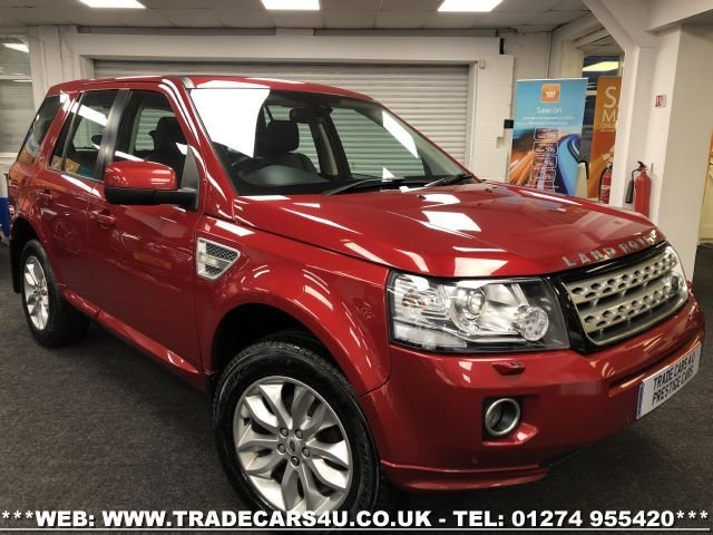 USED 2014 14 LAND ROVER FREELANDER 2.2 TD4 HSE 5d 150 BHP FREE UK DELIVERY*VIDEO AVAILABLE* FINANCE ARRANGED* PART EX*HPI CLEAR
