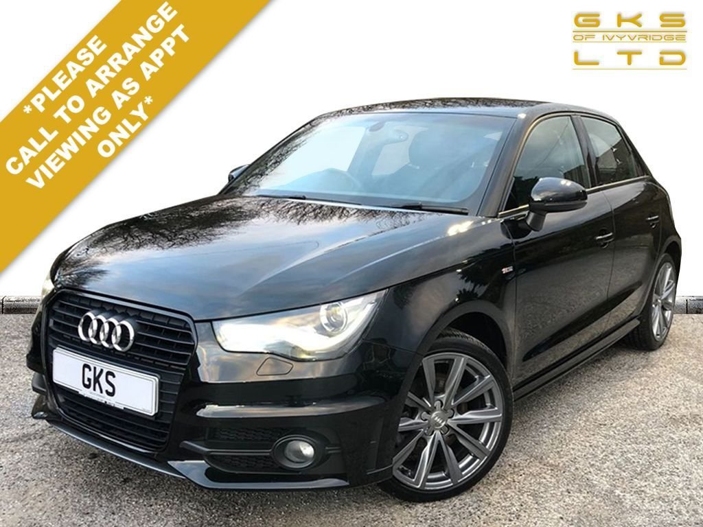 USED 2014 14 AUDI A1 1.4 SPORTBACK TFSI S LINE STYLE EDITION 5d 121 BHP ** NATIONWIDE DELIVERY AVAILABLE **