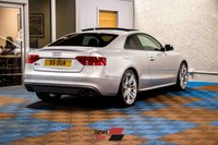 USED 2013 13 AUDI A5 3.0 S5 TFSI QUATTRO BLACK EDITION 2d 329 BHP Three Owners | 7-Stamp Service History