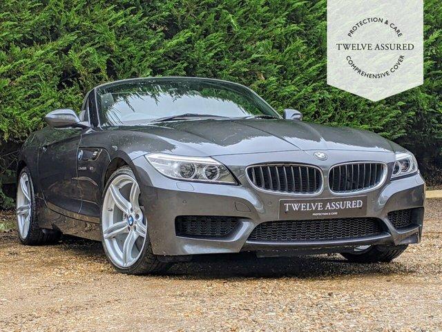 USED 2016 66 BMW Z4 2.0 Z4 SDRIVE18I M SPORT ROADSTER 2d AUTO 155 BHP (1 OWNER & PRO NAV)
