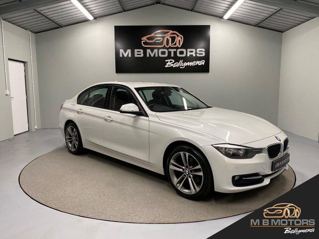 USED 2013 BMW 3 SERIES 316I SPORT 4d 135 BHP