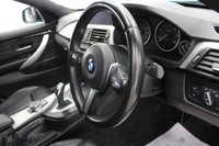 USED 2017 17 BMW 4 SERIES 2.0 420D M SPORT GRAN COUPE 4d 188 BHP SAT/NAV, FULL HEATED LEATHER, BLUETOOTH, DAB...