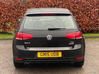USED 2015 15 VOLKSWAGEN GOLF 1.6 MATCH TDI BLUEMOTION TECHNOLOGY 5d 109 BHP * TOUCH SCREEN DIGITAL INTERFACE * BLUETOOTH *