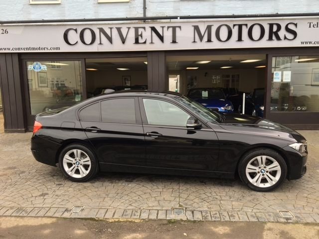USED 2015 65 BMW 3 SERIES 2.0 320D XDRIVE SPORT 4d 181 BHP