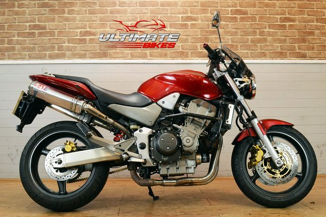 USED 2006 06 HONDA CB 900 HORNET  - FREE DELIVERY AVAILABLE
