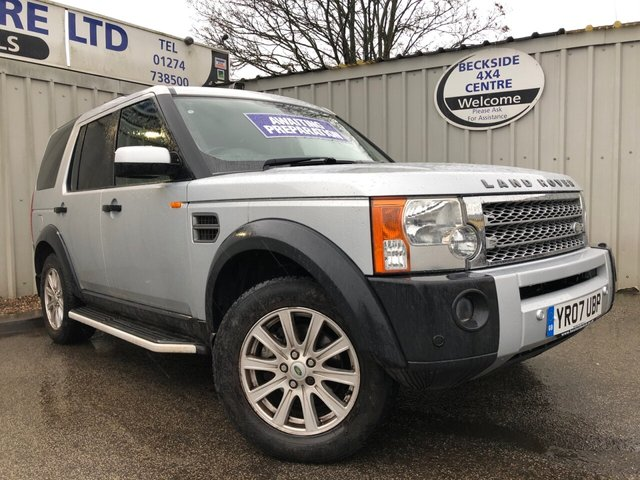 View our LAND ROVER DISCOVERY 3