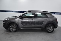 USED 2018 67 CITROEN C4 CACTUS 1.2 PURETECH FEEL 5d 80 BHP (ONE OWNER FROM NEW)
