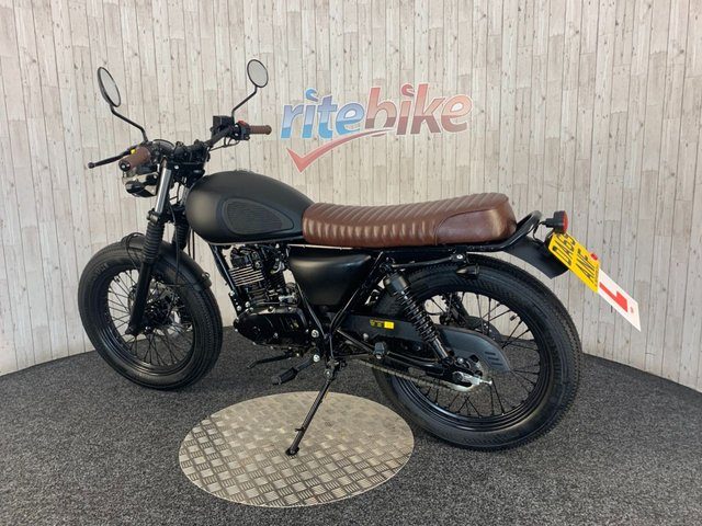 MUTT MONGREL 125 at Rite Bike
