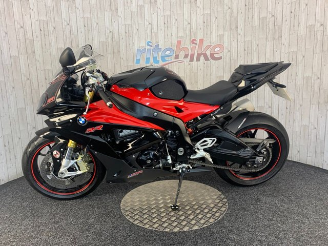 BMW S1000RR at Rite Bike