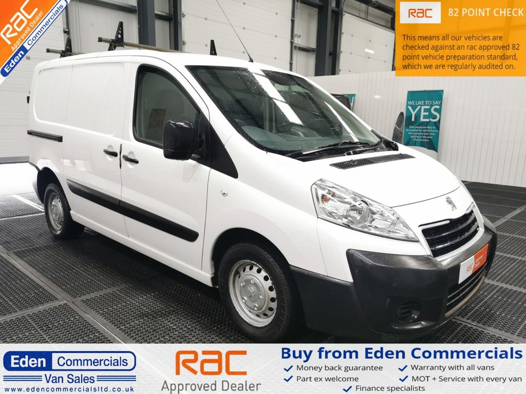 USED 2014 64 PEUGEOT EXPERT 1.6 HDI 1000 L1H1 * NO VAT TO ADD *