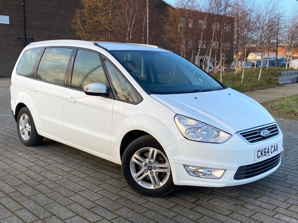 USED 2014 64 FORD GALAXY 1.6 ZETEC TDCI 5d 115 BHP