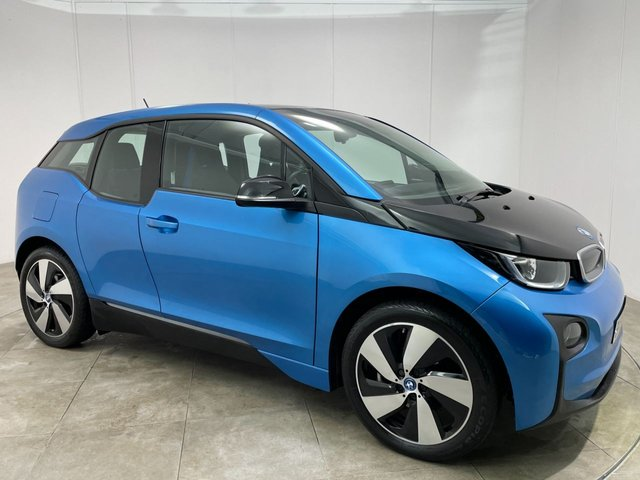 BMW I3 at Peter Scott Cars