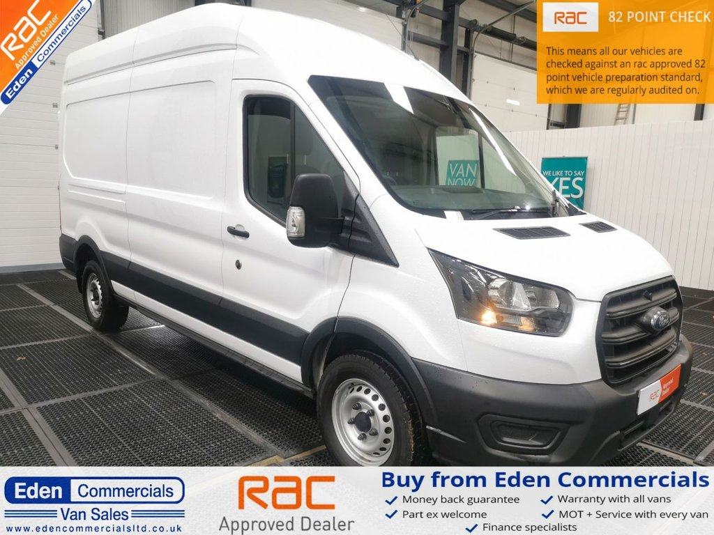 USED 2019 69 FORD TRANSIT 2.0 350 LEADER P/V ECOBLUE 129 BHP * RAC APPROVED *
