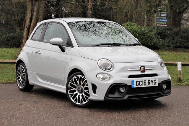 USED 2016 16 ABARTH 500 1.4 595 3d 144 BHP £119 PCM With £899 Deposit