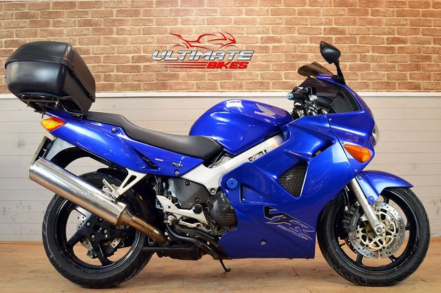 USED 2000 W HONDA VFR800F  - FREE DELIVERY AVAILABLE