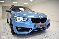 USED 2018 68 BMW 2 SERIES 218I 1.5 SE 2 DOOR