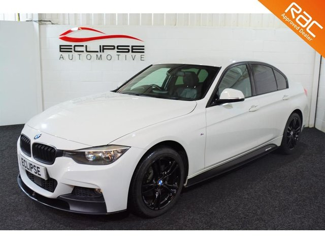 2013 13 BMW 3 SERIES 2.0 320D M SPORT 4d AUTO 181 BHP