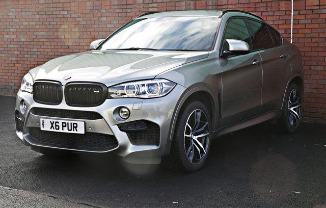 BMW X6 at Bonsha Motors