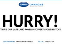 USED 2017 57 LAND ROVER DISCOVERY SPORT 2.0 TD4 HSE BLACK 5d 180 BHP