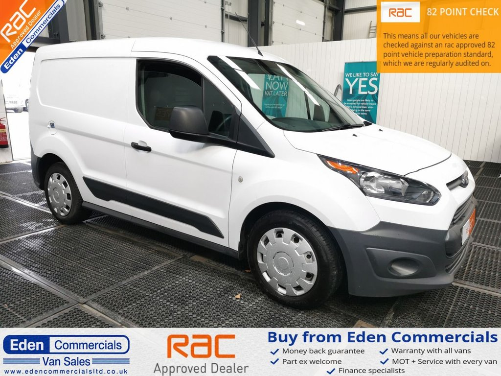 USED 2017 17 FORD TRANSIT CONNECT 1.5 220 100 BHP