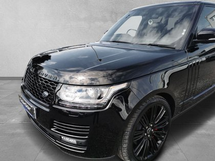 USED 2016 16 LAND ROVER RANGE ROVER 4.4 SDV8 AUTOBIOGRAPHY 5d 339 BHP