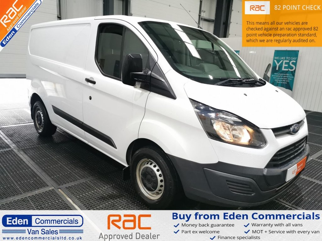 USED 2018 18 FORD TRANSIT CUSTOM 2.0 290 LR