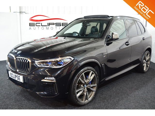2018 68 BMW X5 3.0 M50D 5d AUTO 395 BHP