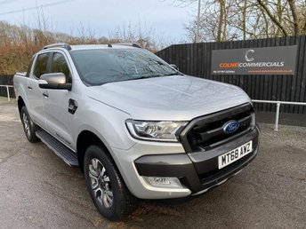 2018 FORD RANGER 3.2 TDCi Wildtrak Double Cab Pickup Auto 4WD 4dr £20950.00