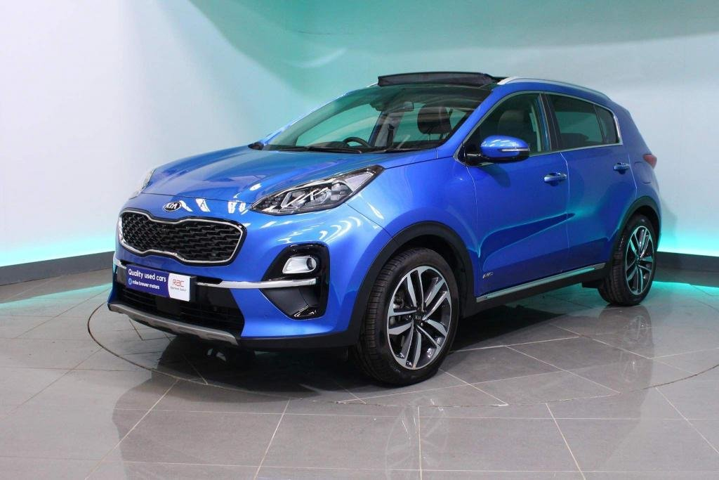 USED 2019 69 KIA SPORTAGE 1.6 CRDi EcoDynamics+ 4 DCT AWD (s/s) 5dr SUNROOF - 360 VIEW CAMERA
