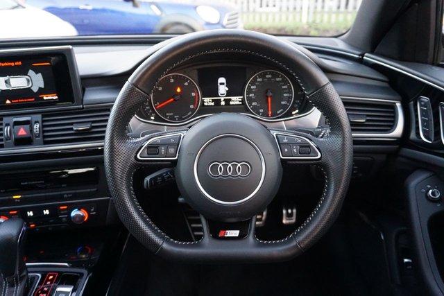 USED 2016 66 AUDI A6 2.0 AVANT TDI ULTRA BLACK EDITION 5d 188 BHP AMAZING DRIVE GREAT SPEC,