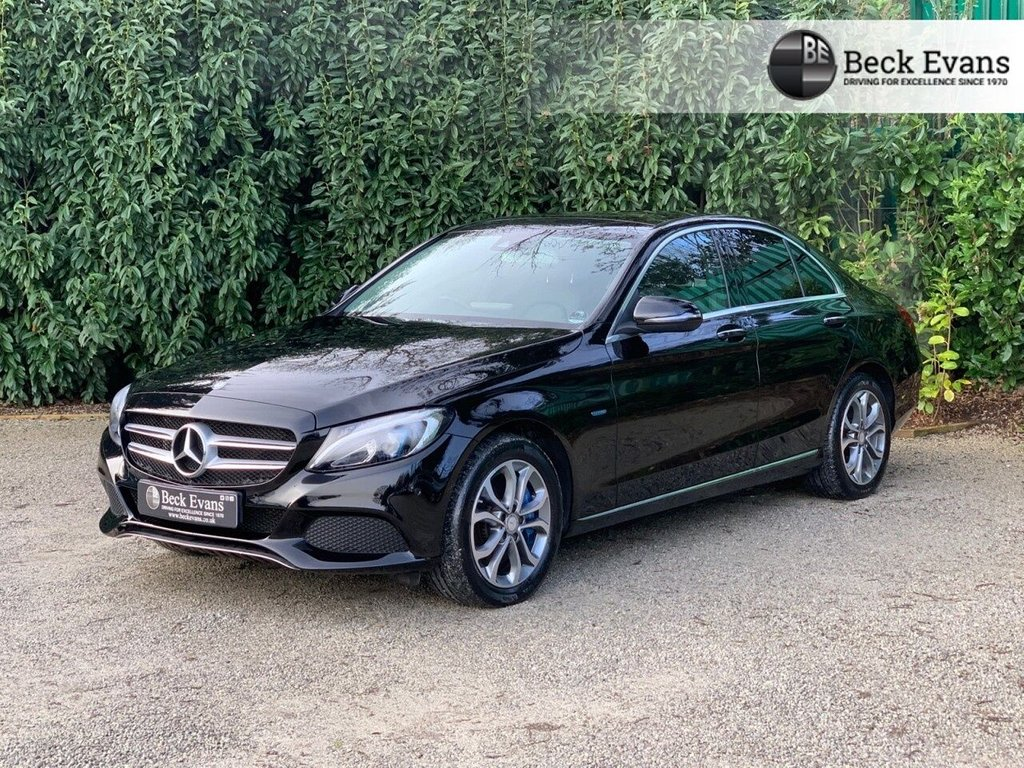 USED 2017 17 MERCEDES-BENZ C-CLASS 2.0 C350 E SPORT PREMIUM PLUS 4d 208 BHP