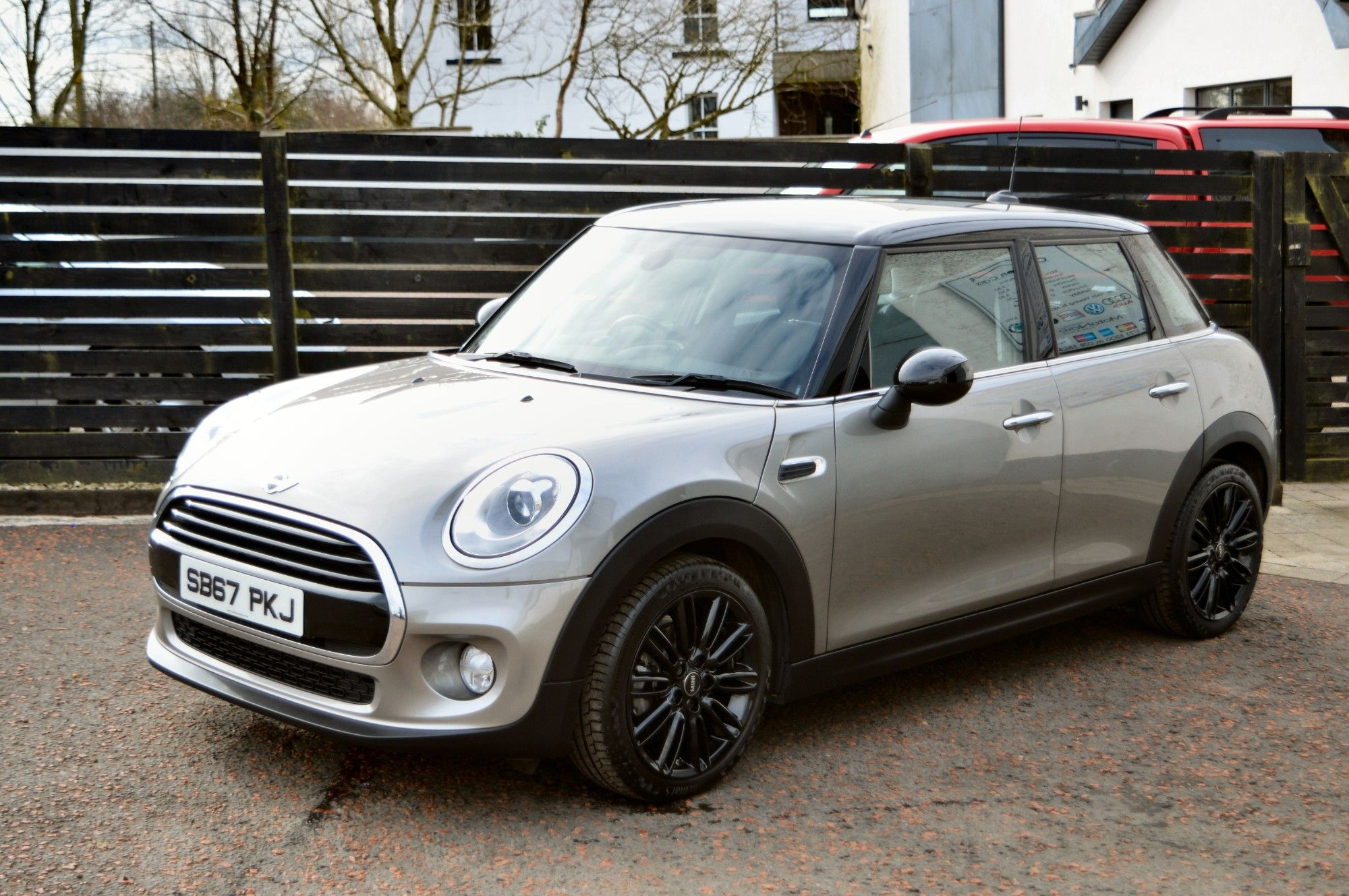 USED 2017 67 MINI HATCH COOPER 1.5 COOPER D 5d 114 BHP 6 MONTHS RAC WARRANTY FREE + 12 MONTHS ROAD SIDE RECOVERY!